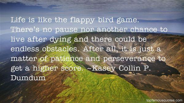 Kasey Collin P. Dumdum Quotes