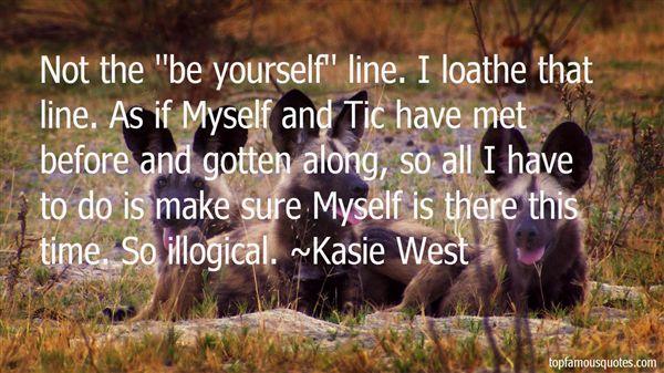 Kasie West Quotes