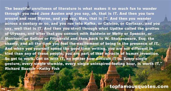 Kathy Fish Quotes