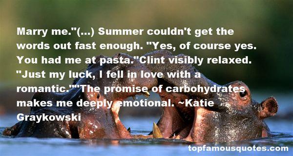 Katie Graykowski Quotes