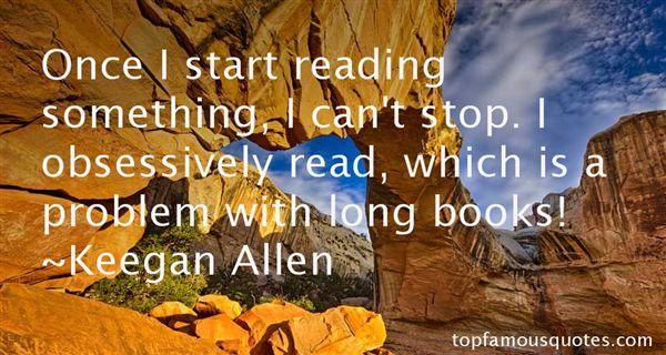 Keegan Allen Quotes