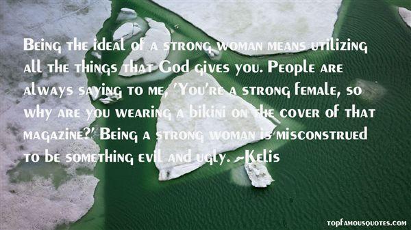 Kelis Quotes