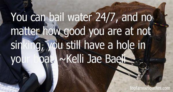 Kelli Jae Baeli Quotes