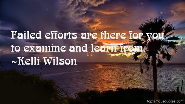 Kelli Wilson Quotes