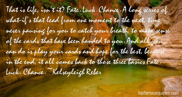 Kelseyleigh Reber Quotes