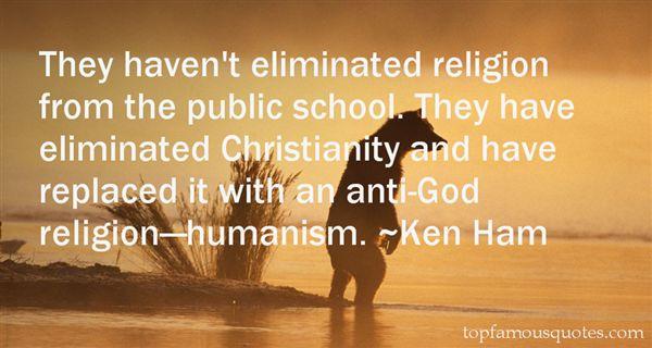 Ken Ham Quotes