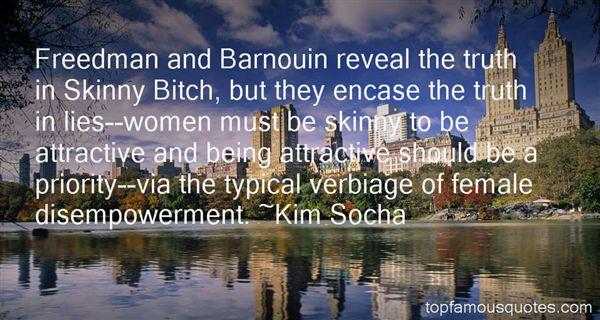 Kim Socha Quotes