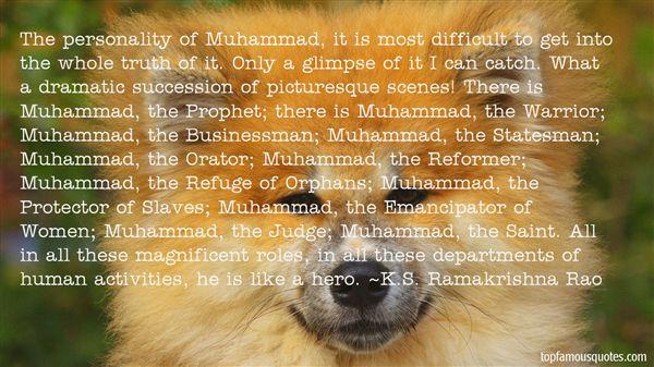 K.S. Ramakrishna Rao Quotes
