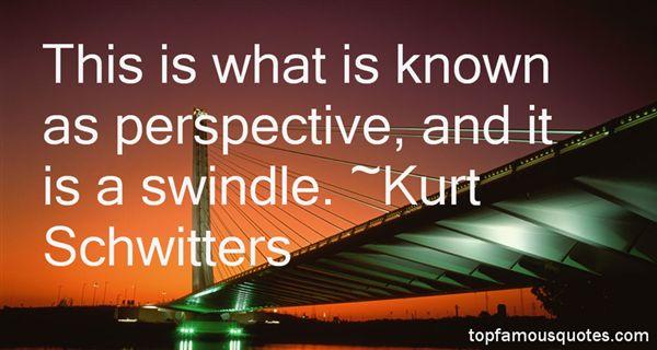 Kurt Schwitters Quotes