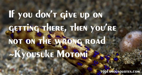 Kyousuke Motomi Quotes