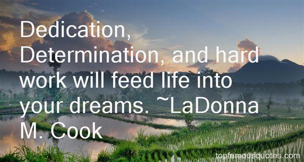 LaDonna M. Cook Quotes