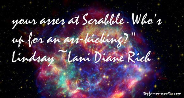 Lani Diane Rich Quotes