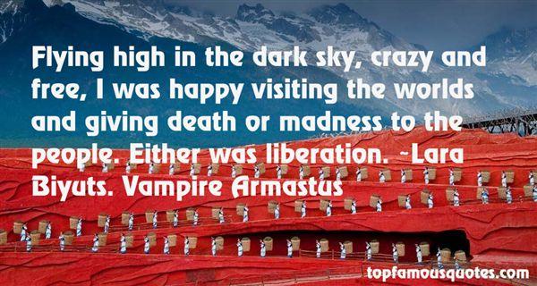 Lara Biyuts. Vampire Armastus Quotes