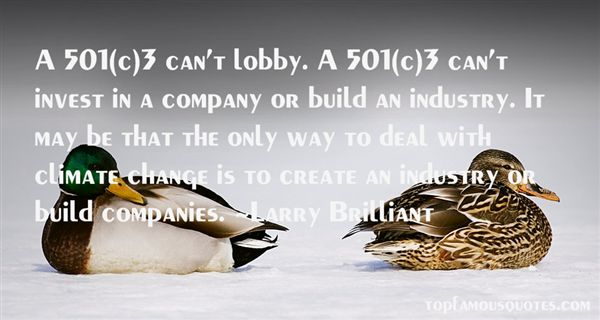 Larry Brilliant Quotes