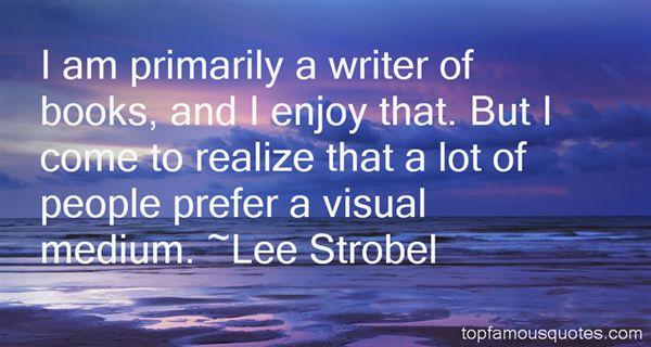 Lee Strobel Quotes
