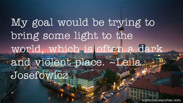 Leila Josefowicz Quotes