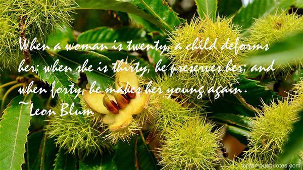 Leon Blum Quotes