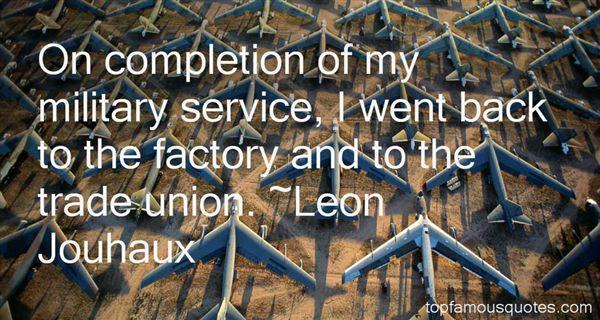 Leon Jouhaux Quotes