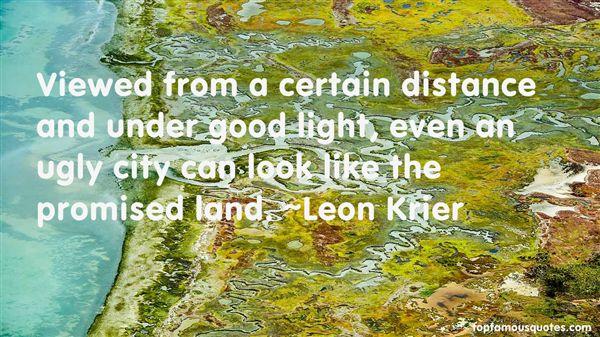 Leon Krier Quotes