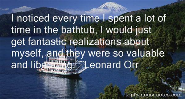 Leonard Orr Quotes
