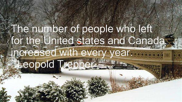 Leopold Trepper Quotes