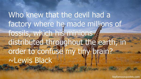 Lewis Black Quotes