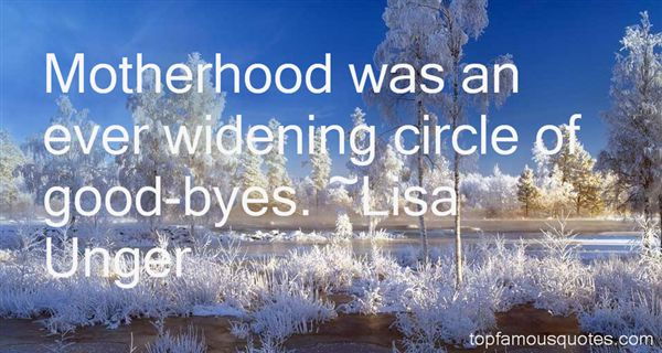 Lisa Unger Quotes