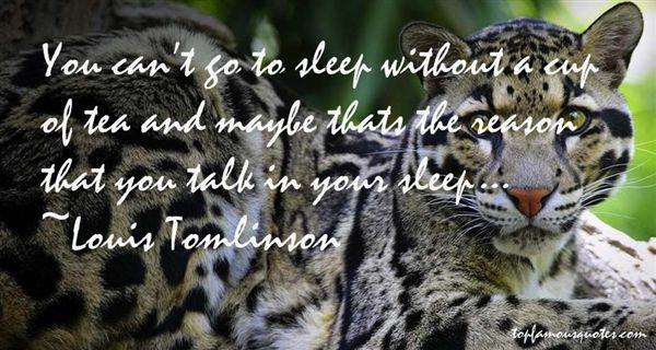 Louis Tomlinson Quotes