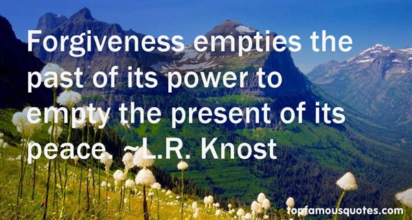 L.R. Knost Quotes