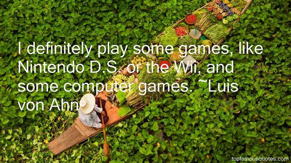 Luis Von Ahn Quotes