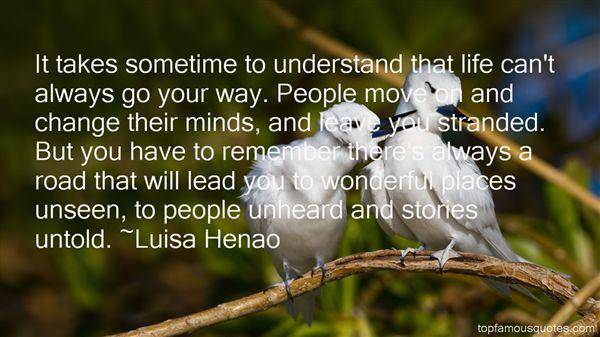 Luisa Henao Quotes