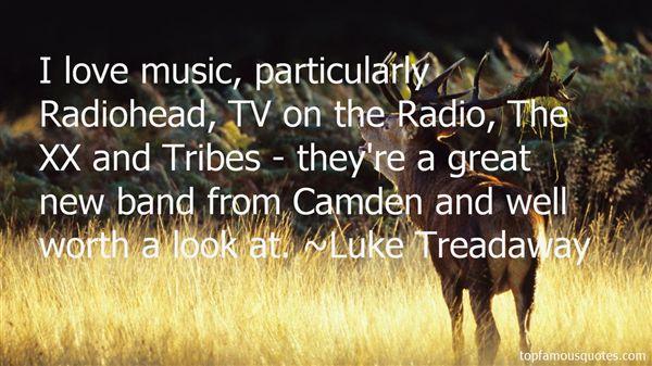 Luke Treadaway Quotes