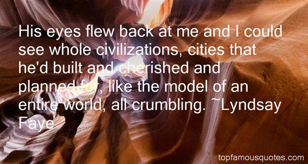 Lyndsay Faye Quotes