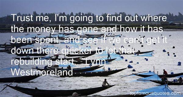 Lynn Westmoreland Quotes