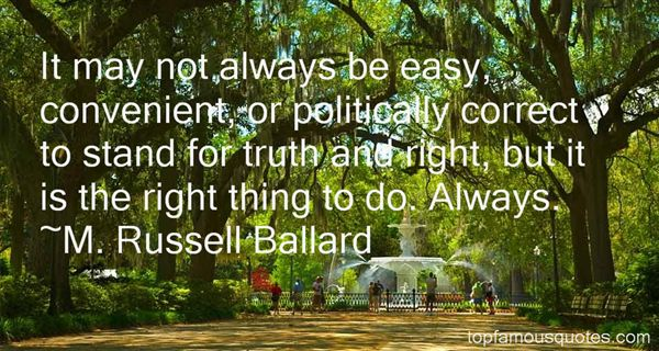 M. Russell Ballard Quotes