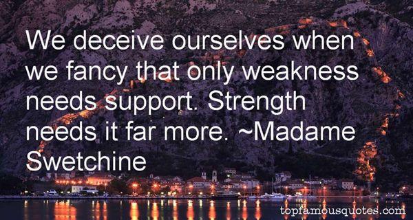 Madame Swetchine Quotes