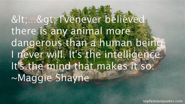 Maggie Shayne Quotes