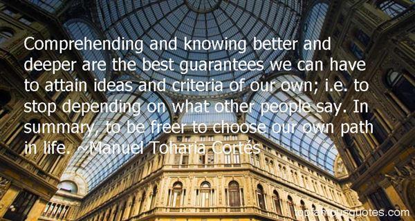 Manuel Toharia Cortés Quotes