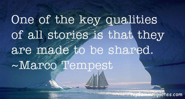 Marco Tempest Quotes