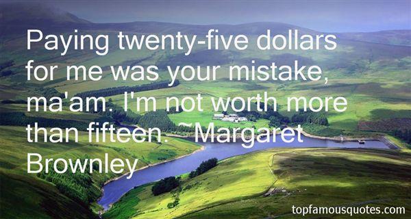 Margaret Brownley Quotes