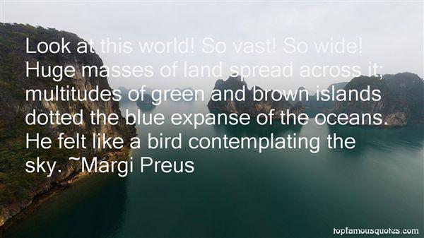 Margi Preus Quotes