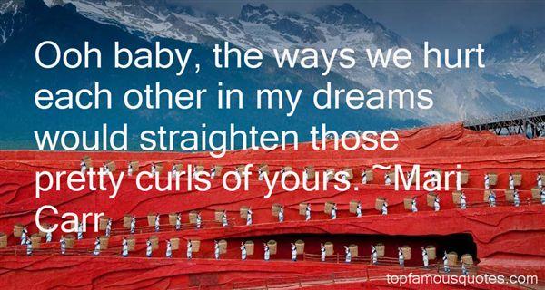 Mari Carr Quotes