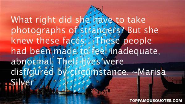 Marisa Silver Quotes