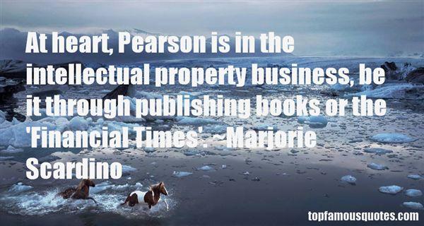 Marjorie Scardino Quotes