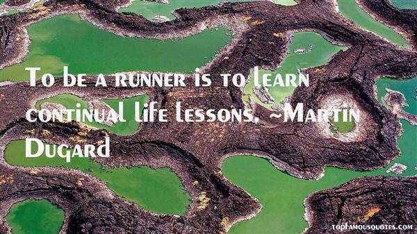 Martin Dugard Quotes