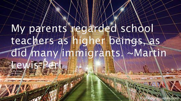 Martin Lewis Perl Quotes