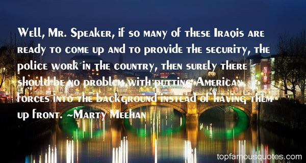 Marty Meehan Quotes