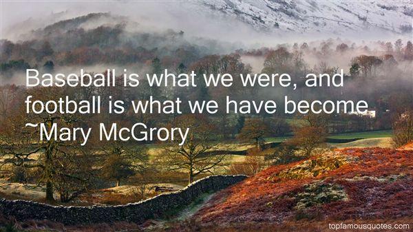 Mary McGrory Quotes