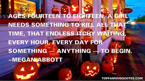 Megan Abbott Quotes