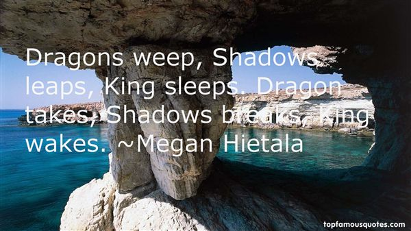 Megan Hietala Quotes